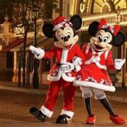 Christmas at Hong Kong Disneyland